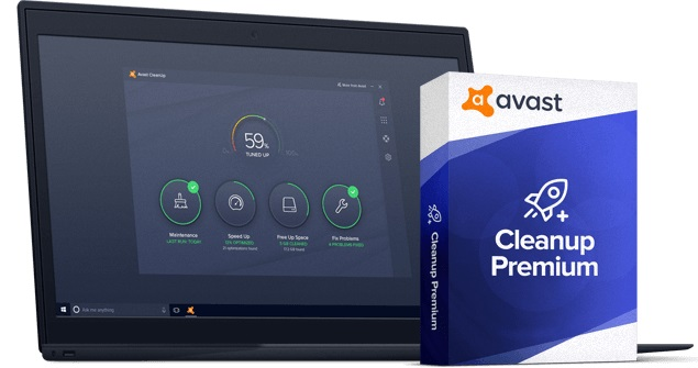 Avast Cleanup Premium 20.1 Build 9137 Viacjazycne+ license