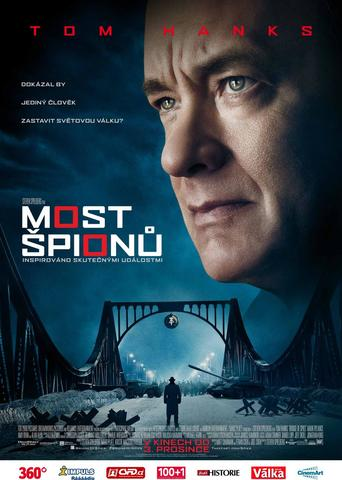 Stiahni si Filmy DVD Bridge of Spies  (2015)