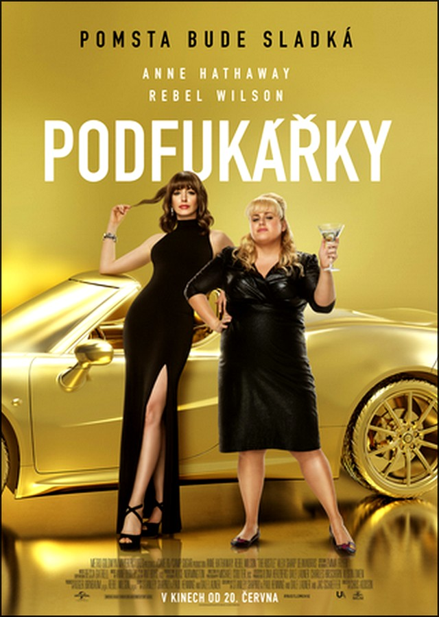 Podfukarky / The Hustle (2019)[WebRip] = CSFD 62%
