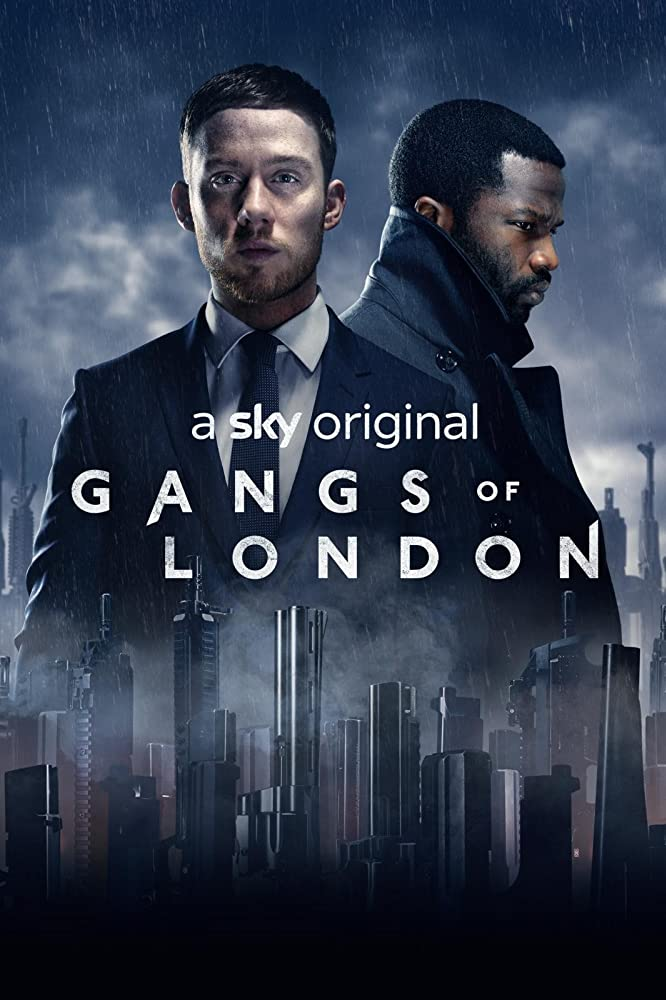 Gangy Londyna / Gangs of London / S01E06 / 1080p / 2020 / CZ Titulky = CSFD 88%