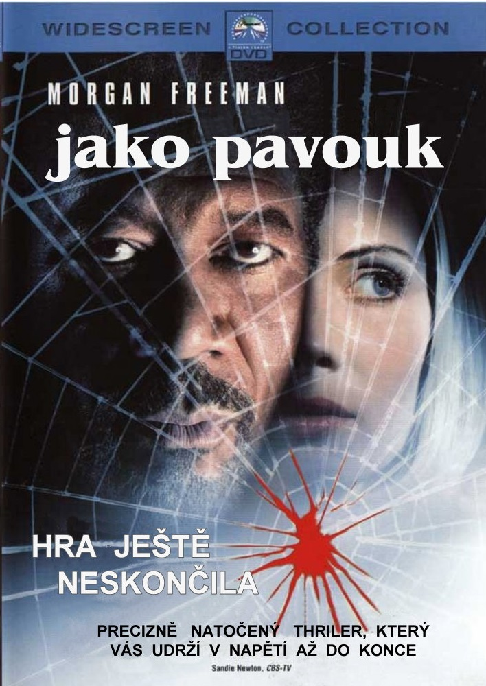 Stiahni si Filmy CZ/SK dabing Jako pavouk / Along Came a Spider (CZ)(2001) = CSFD 61%