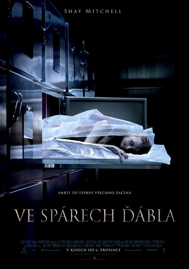 Ve sparech dabla / The Possession of Hannah Grace (2018)(CZ)[1080p] = CSFD 51%