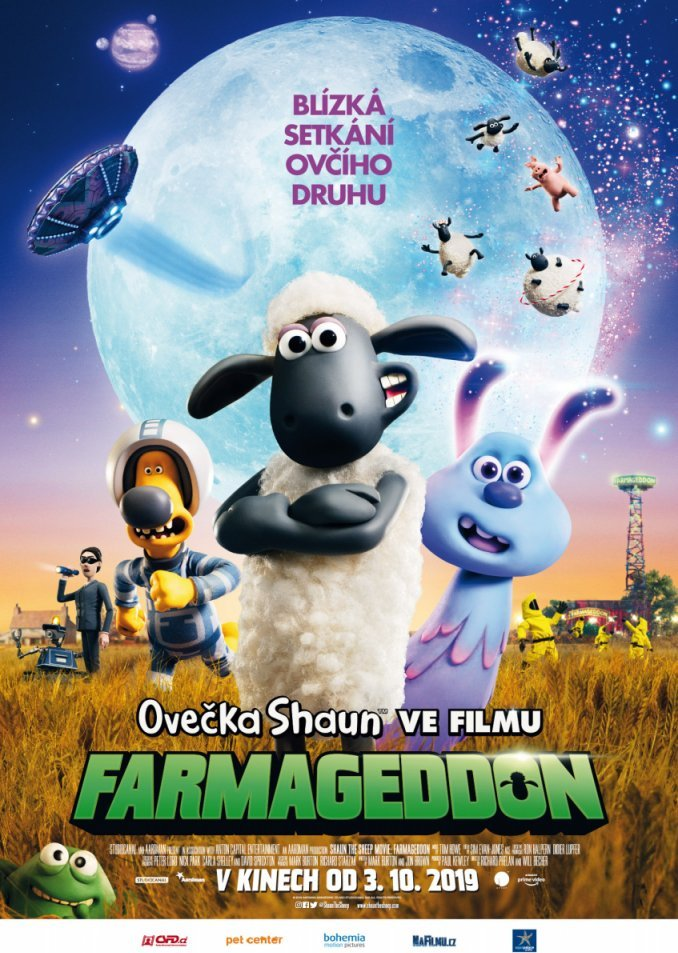 Stiahni si Filmy Kreslené Ovecka Shaun ve filmu: Farmageddon / Shaun the Sheep Movie: Farmageddon (2019)(CZ)[1080p] = CSFD 75%