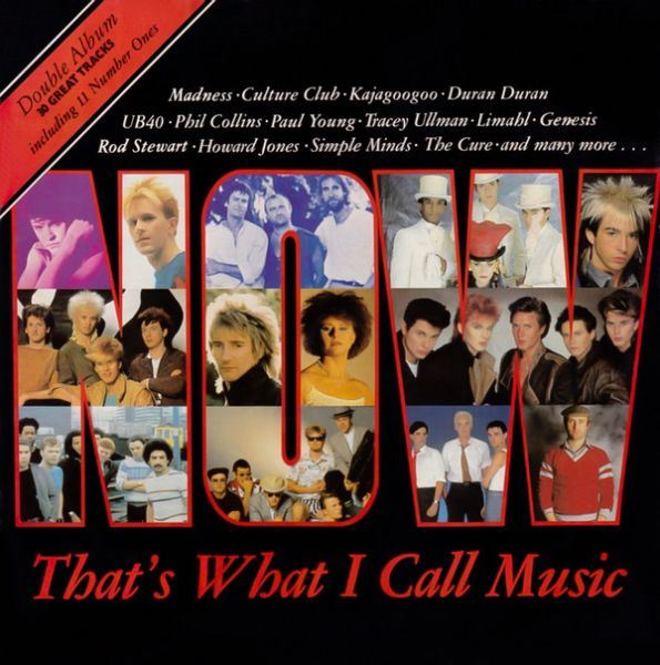 VA - Now That's What I Call Music! 01-104 (1983-2019)(All.320)[DJ]