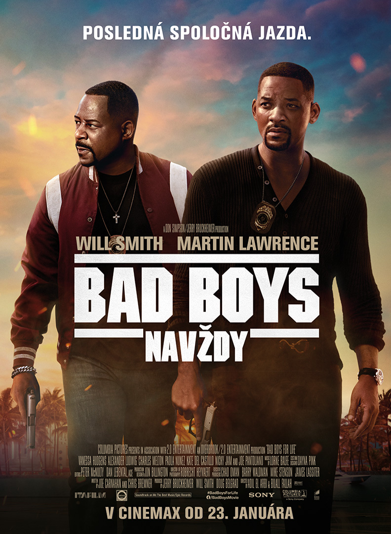 Mizerove navzdy / Bad Boys for Life (2020)[HDRip][1080p] = CSFD 80%