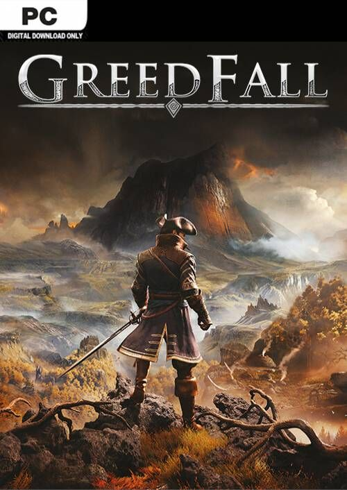 GreedFall + DLC (2019)