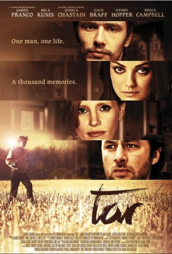 C.K. Williams: Tar / The Color of Time (2012)(CZ) = CSFD 46%
