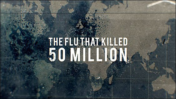 Stiahni si Dokument Spanelska chripka / The Flu That Killed 50 Million (2018)(CZ)[TvRip][720p] = CSFD 69%