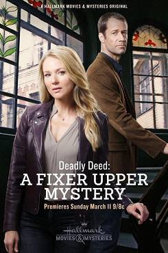 Stiahni si Filmy CZ/SK dabing Vrazdy odvedle: Osudovy cin / Deadly Deed: A Fixer Upper Mystery (2018)(CZ)[TvRip][1080p] = CSFD 43%