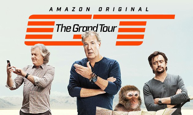 Stiahni si TV Pořad     The Grand Tour S03E11 - Sea to Unsalty Sea (2019)(EN)[WebRip][HEVC][1080p] = CSFD 91%
