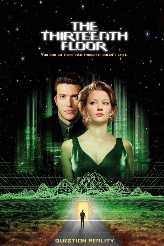 Trinacte patro / The Thirteenth Floor (1999)(CZ) = CSFD 75%