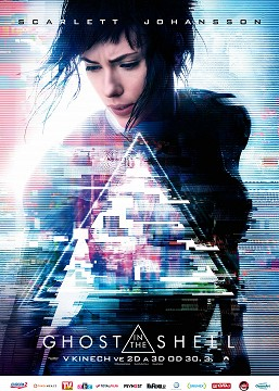 Ghost in the Shell (2017)(CZ) = CSFD 62%