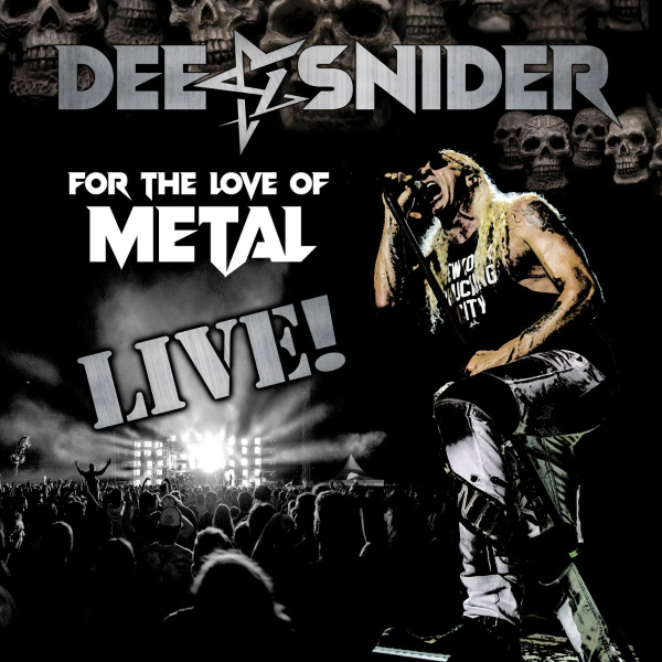 Dee Snider - For the Love of Metal [Live] (2020) MP3