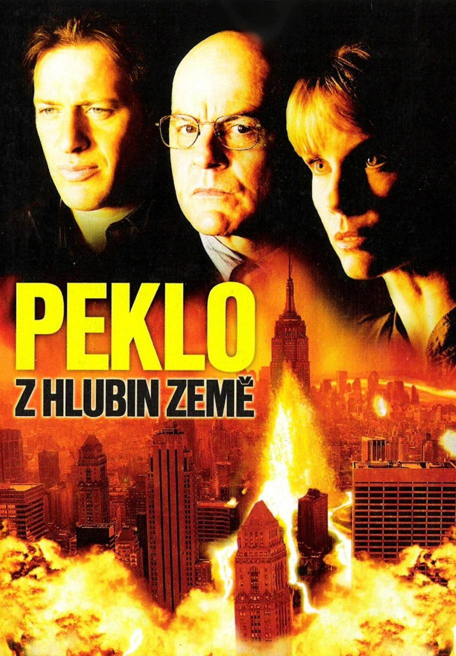 Peklo z hlubin Zeme / Disaster Zone: Volcano in New York (2006)(CZ/EN) = CSFD 21%