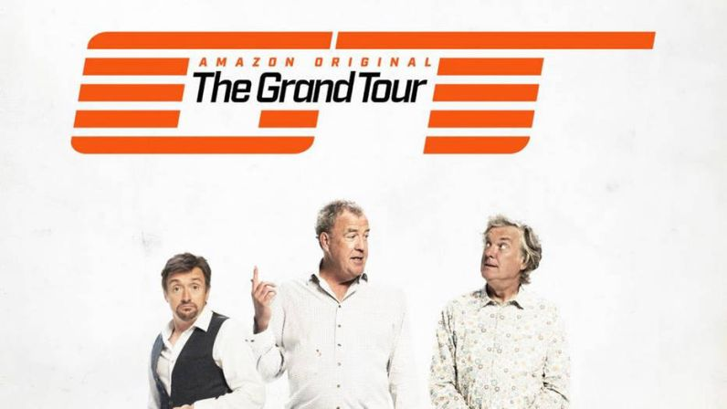 The Grand Tour - 1. serie (2017)[WebRip][720pHD]