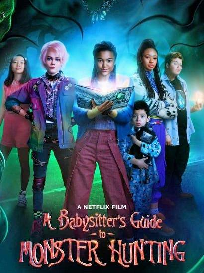 Stiahni si Filmy CZ/SK dabing Bestiar mlade chuvy / A Babysitter's Guide to Monster Hunting (2020)(CZ/EN)[WebRip][1080p] = CSFD 42%