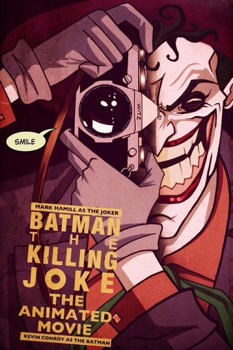 Stiahni si Filmy s titulkama Batman: The Killing Joke (2016) = CSFD 65%