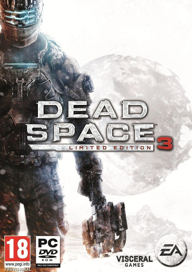 Stiahni si Hry na Windows Dead Space 3 (CZ)(2013)