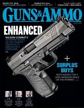 Guns And Ammo - August 2020 US (ENG)