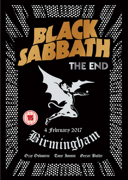 Stiahni si Hudební videa Black Sabbath - The End: Live In Birmingham [2017, BDRip, 1080p] = CSFD 93%
