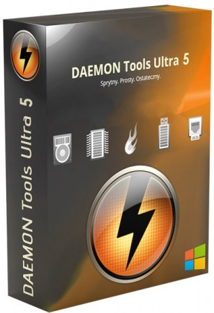 Stiahni si Programy DAEMON Tools Ultra 5.4.0.894 (x64) Multilingual