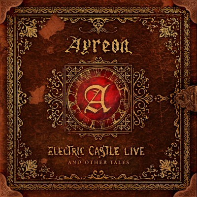 Ayreon - Electric Castle Live and Other Tales (2 CD) - 2020, FLAC