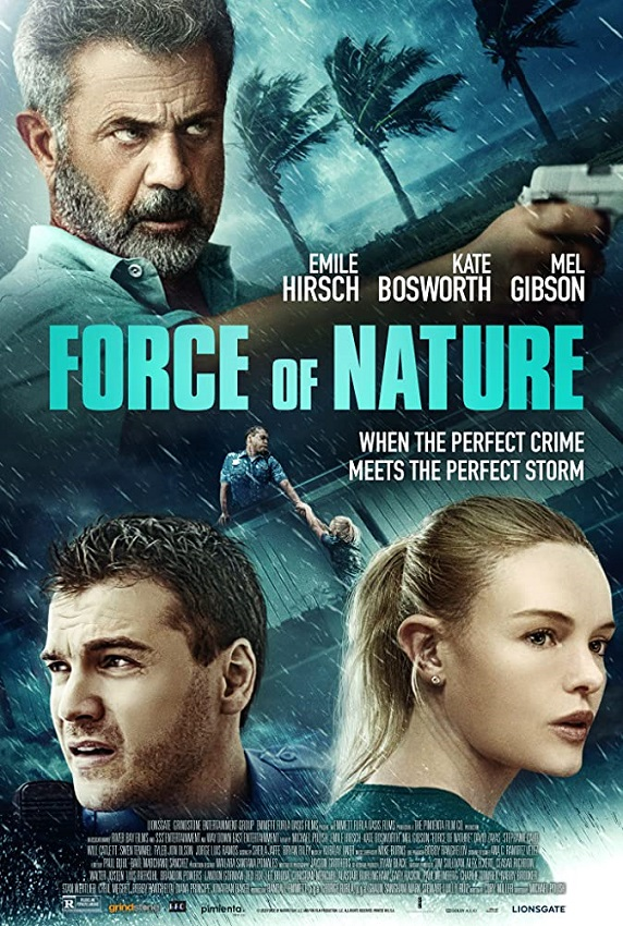 Force of Nature (2020) = CSFD 36%