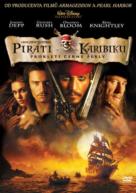 Stiahni si UHD Filmy Pirati z Karibiku: Prokleti Cerne perly / Pirates of the Caribbean: The Curse of the Black Pearl (2003)(CZ/EN)[2160p][HEVC] = CSFD 84%