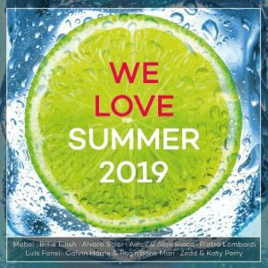 Stiahni si Hudba VA - We Love Summer 2019 (2CD)(2019) MP3 320 KBPS