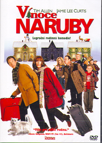 Vanoce naruby / Vianoce naruby / Christmas with the Kranks (2004)(CZ) = CSFD 52%