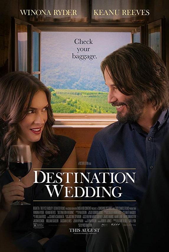 Stiahni si HD Filmy  Ten pravy, ta prava? / Destination Wedding (2018)(CZ/EN)[720p] = CSFD 51%