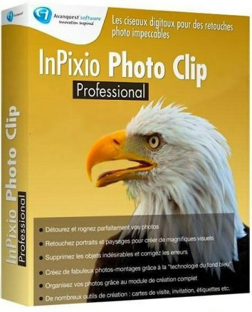 Stiahni si Programy InPixio Photo Clip Professional 8.6.0 (rar)