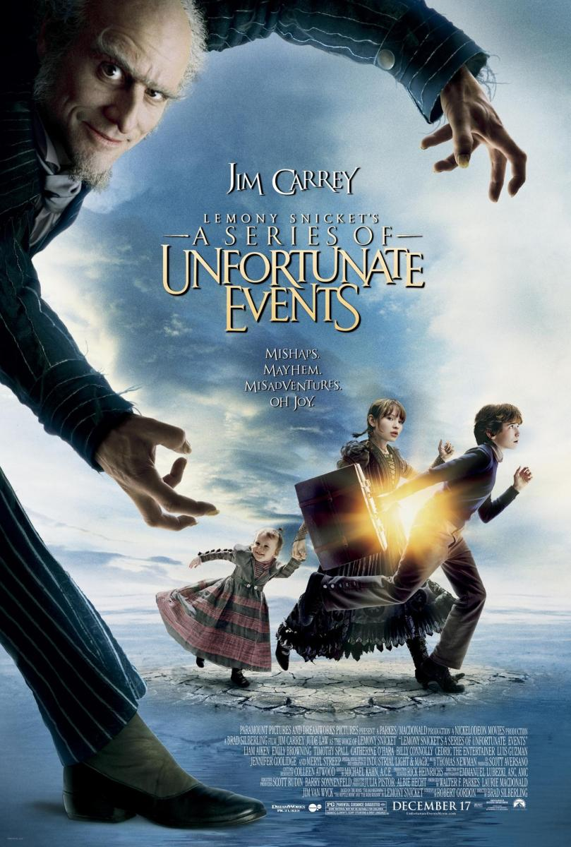 Stiahni si HD Filmy Lemony Snicket: Rada nestastnych prihod / Lemony Snicket's A Series of Unfortunate Events (2004)(CZ/EN)[1080p] = CSFD 75%