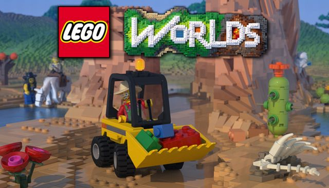 Stiahni si Hry na Windows LEGO Worlds - Early Access (2015)