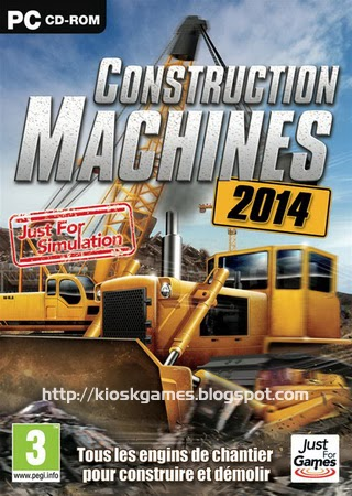 Stiahni si Hry na Windows Construction Machines (2014)(SK)