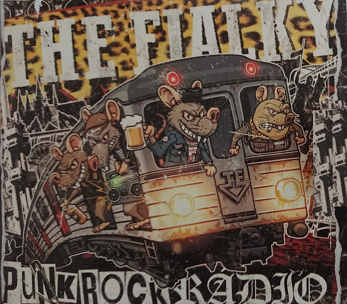 Stiahni si Hudba The Fialky - Punk rock radio (2020)[MP3.CBR.320]