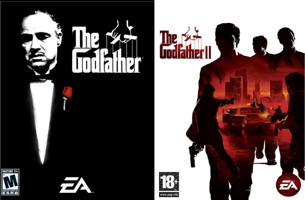 Stiahni si Hry na Windows Kmotr I & II / The Godfather 1 & 2 (Ceska kolekce)