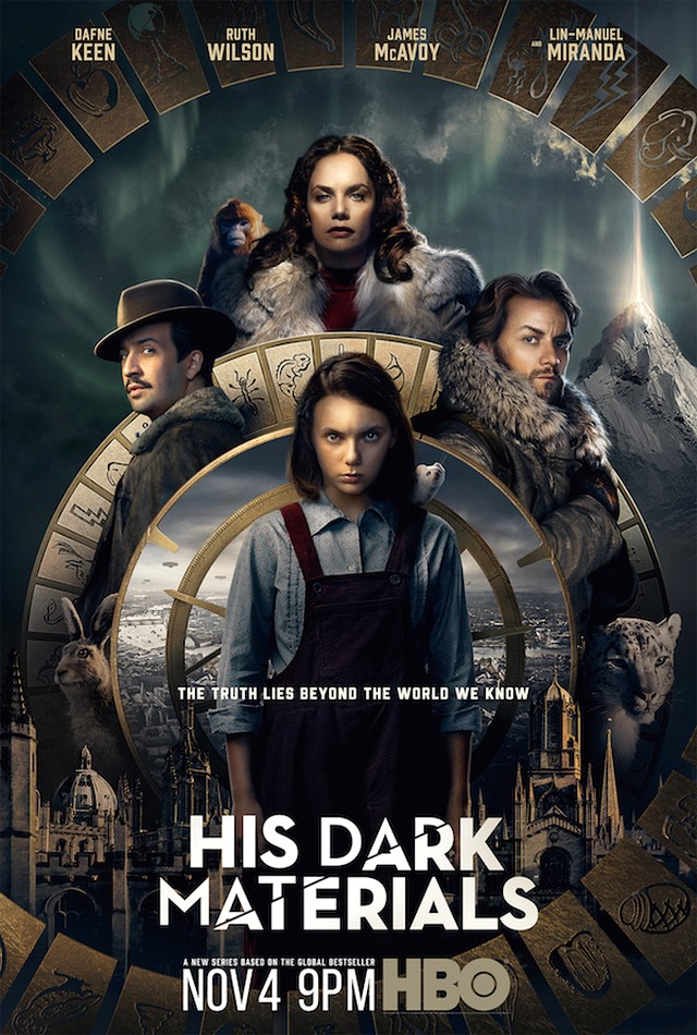 Jeho temne esence / His Dark Materials S01E05 [WebRip] = CSFD 79%