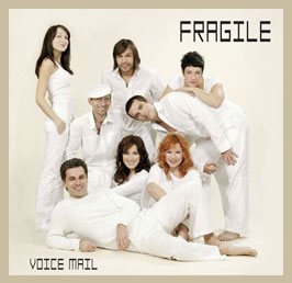 Fragile - VoiceMail + Vianoce (2007 + 2009)