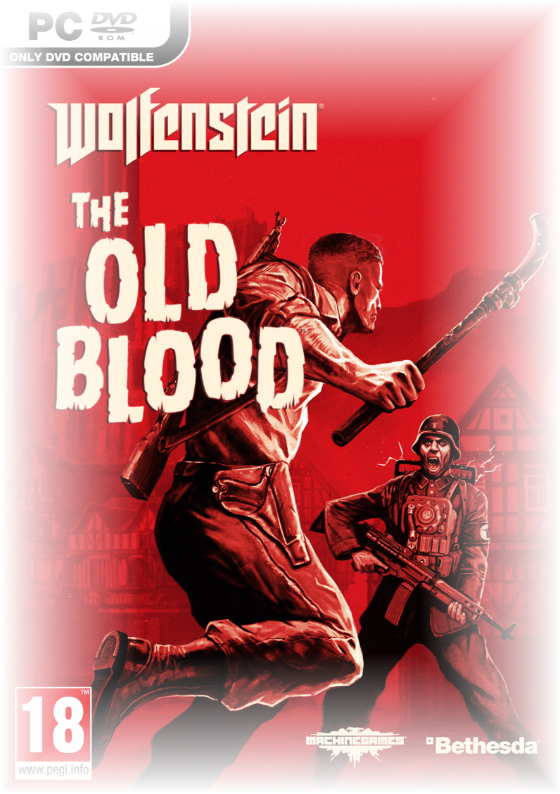 Stiahni si Hry na Windows Wolfenstein: The Old Blood (2015)(CZ)