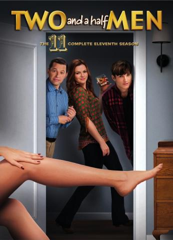 Dva a pul chlapa / Two and a Half Men 11. serie (CZ)[WebRip] = CSFD 76%