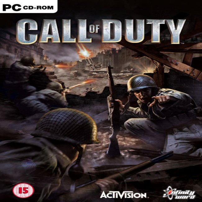 Stiahni si Hry na Windows Call of Duty 1 (2003)(CZ)