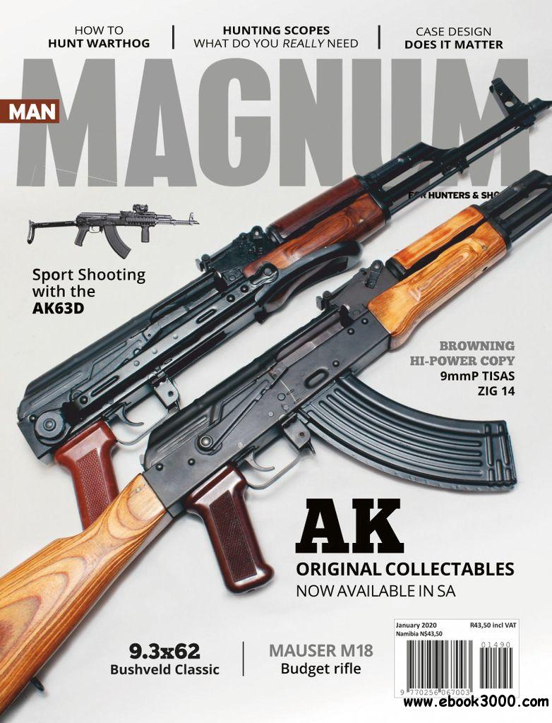 Man Magnum - January 2020 (EN)