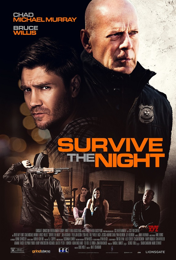 Survive the Night (2020)[WebRip][1080p] = CSFD 42%