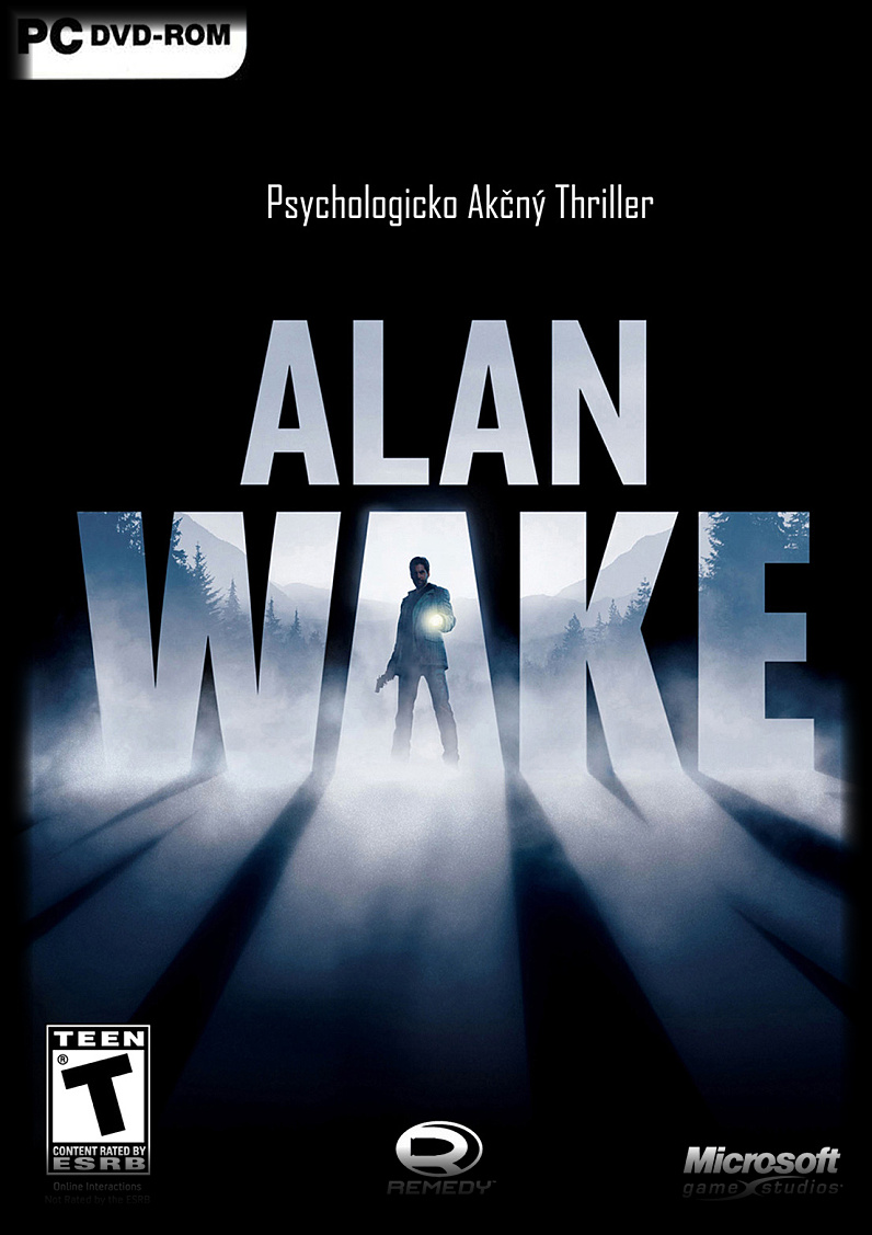Stiahni si Hry na Windows Alan Wake - Collectors Edition (2012)(CZ)