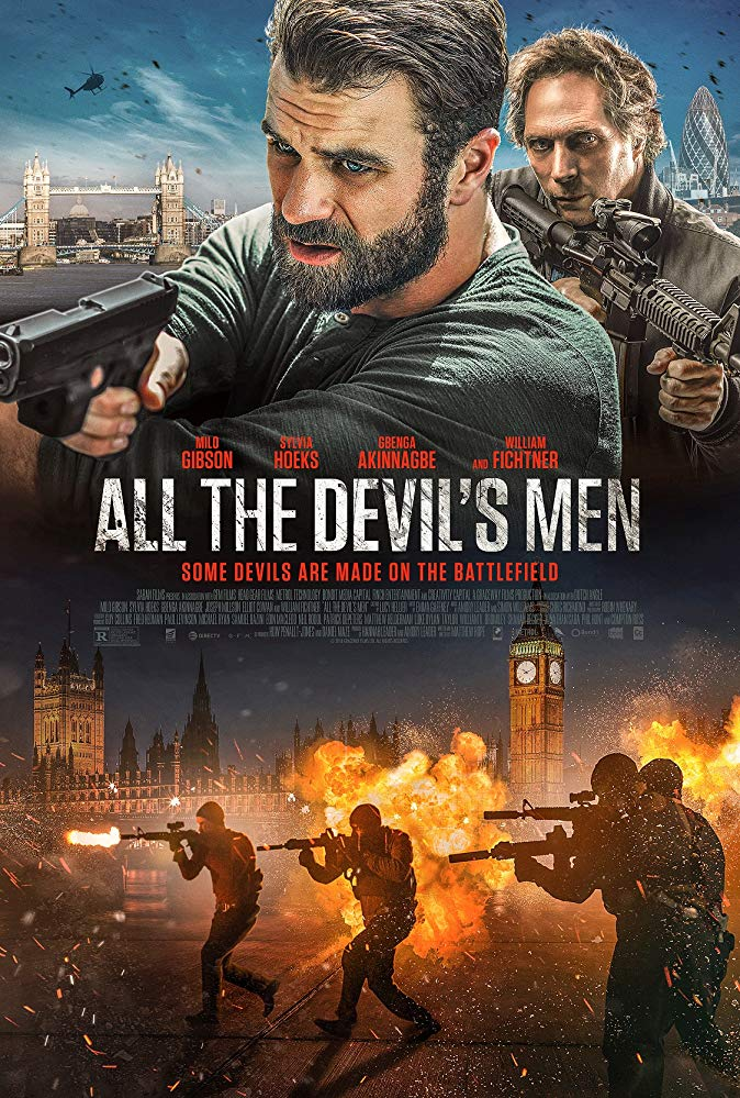 Stiahni si Filmy s titulkama Stiny valky / All the Devil's Men (2018)[WebRip][1080p] = CSFD 48%