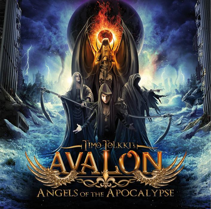 Stiahni si Hudba Timo Tolkki's Avalon - Angels Of The Apocalypse (2014)