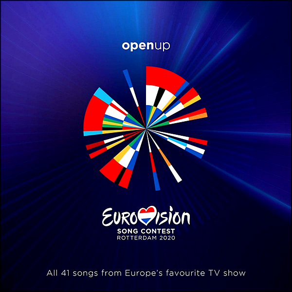 VA | Eurovision Song Contest: Rotterdam 2020 [2CD] (2020) MP3 (320kbps)