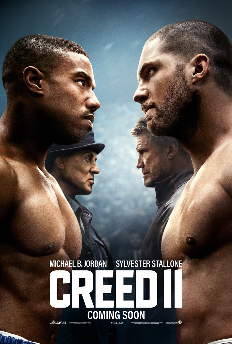 Creed II (2018)[WebRip][1080p] = CSFD 78%