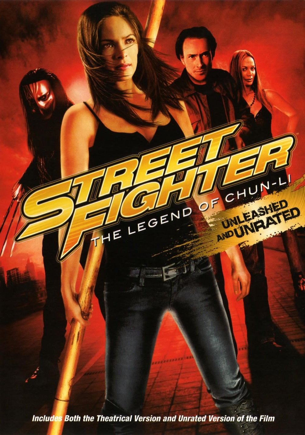 Stiahni si Filmy CZ/SK dabing     Street Fighter: Legenda z Hong Kongu / Street Fighter: The Legend of Chun-Li (2009)(CZ)